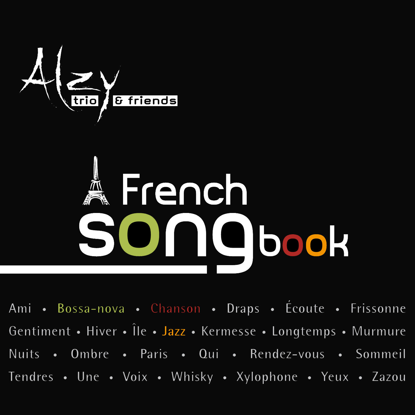 A French songbook