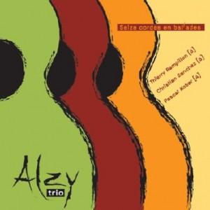 Seize cordes en ballades (Alzy Trio)