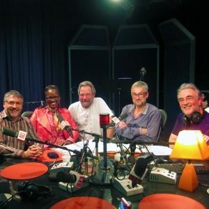 Alzy Trio et Elsy Fleriag RFI